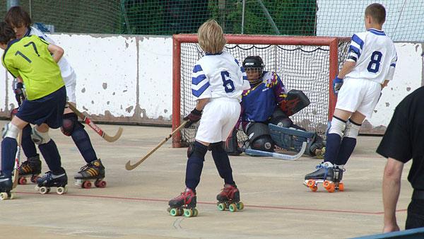 Info Rollhockey, einfach auf das Bild klicken